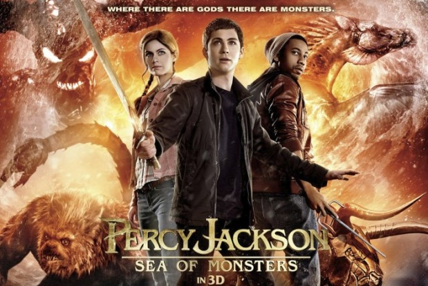 Percy Jackson - Sea of Monsters - 2013 - 1