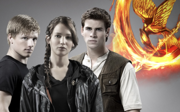 The Hunger Games - 2013 - Love Triangle