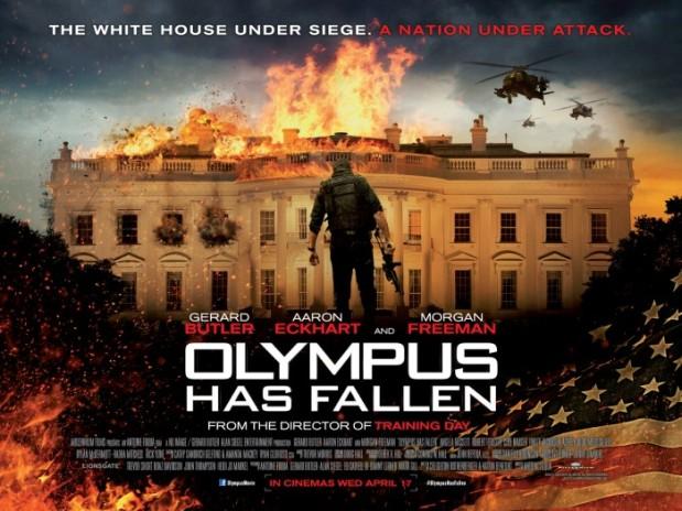 Olympus Has Fallen - 2013 - 1