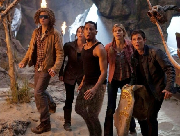 Percy Jackson - Sea of Monsters - 2013 - 2