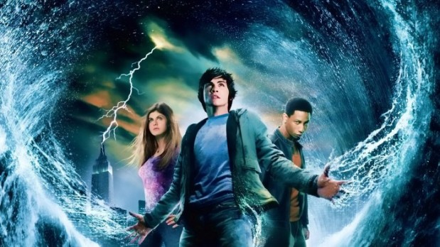 Percy Jackson & The Olympians - The Lightning Thief - 2010 - 2