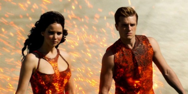 The Hunger Games - Catching Fire - 2013 - 1