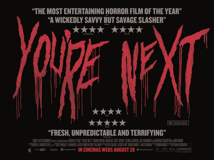 You're Next - 2013 - 1