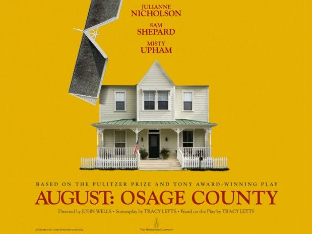 August, Osage County - 2014 - 1