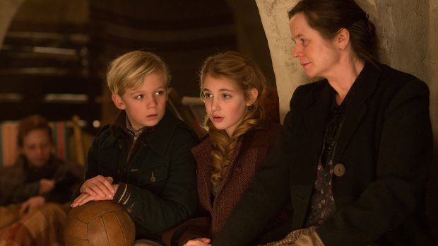The Book Thief - 2014 - 2
