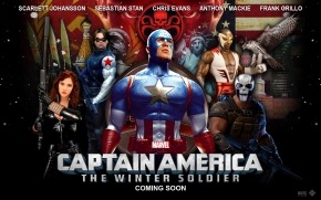 Captain America (The Winter Soldier) - 2014 - 1