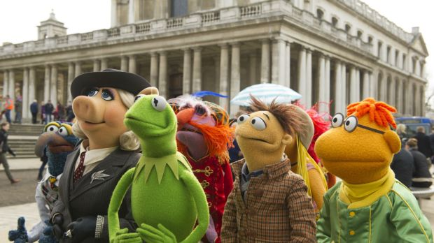 Muppets Most Wanted - 2014 - 2