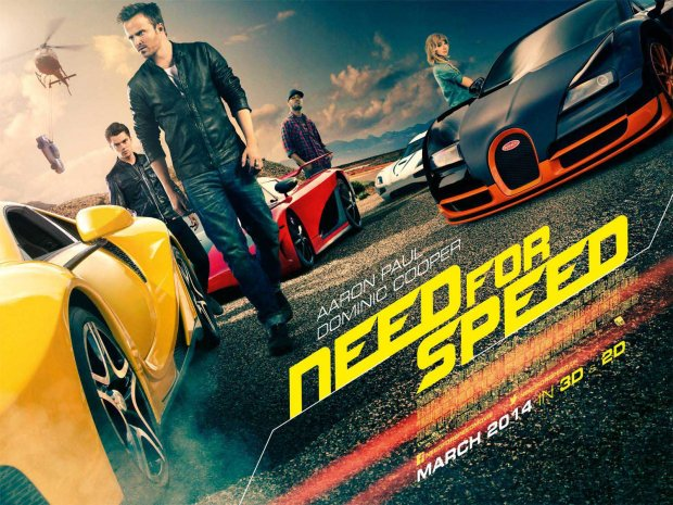 Need for Speed - 2014 - 1