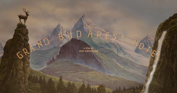 The Grand Budapest Hotel - 2014 - 1