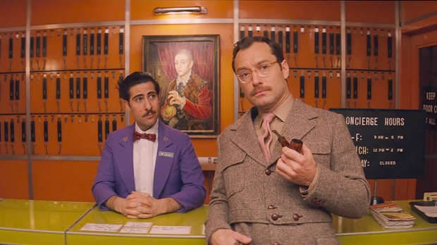 The Grand Budapest Hotel - 2014 - 2