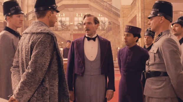 The Grand Budapest Hotel - 2014 - 3