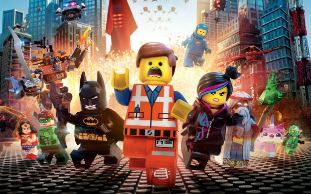 The Lego Movie - 2014 - 2