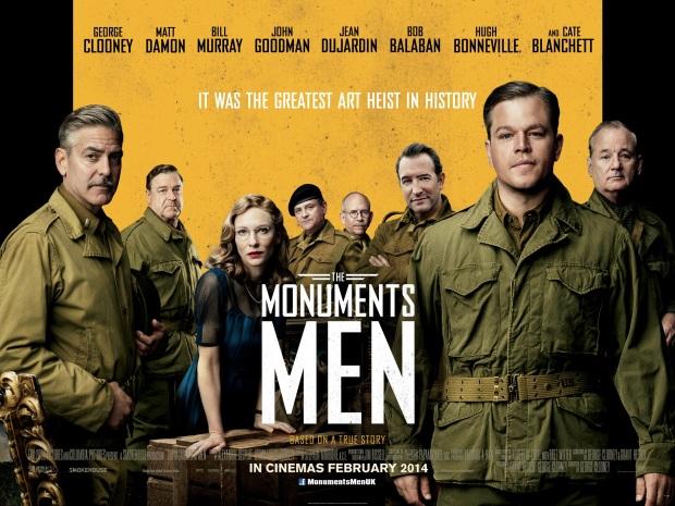 The Monuments Men - 2014 - 1