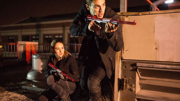 Divergent - 2014 - 3