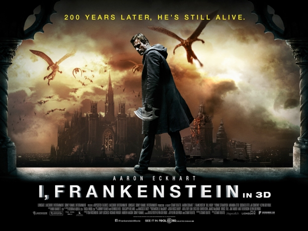 I, Frankenstein - 2014 - 1
