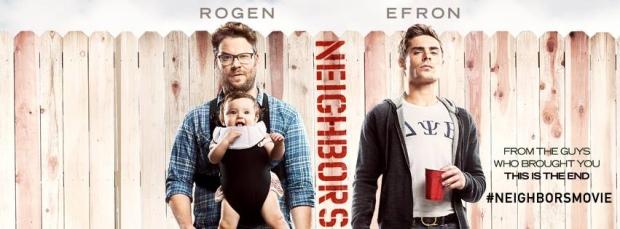 Bad Neighbours - 2014 - 1