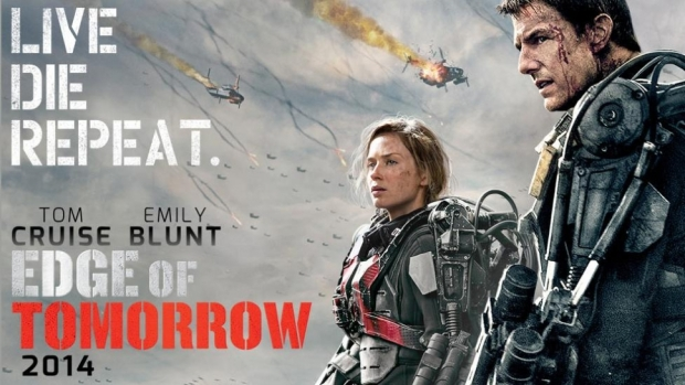 Edge of Tomorrow - 2014 - 1