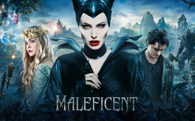 Review Maleficent 2014