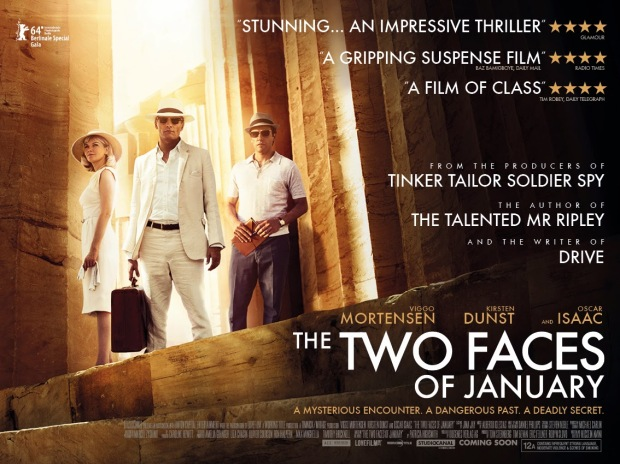 The Two Faces of January - 2014 - 1