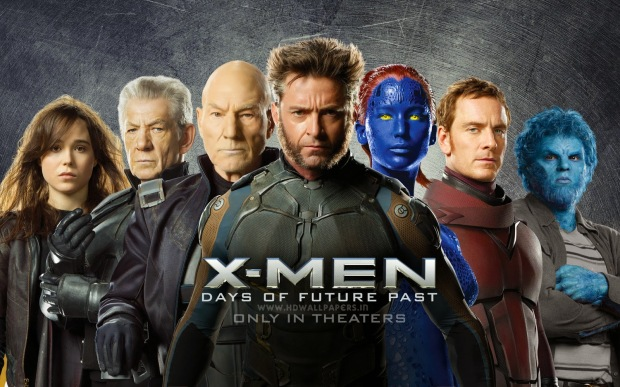 X-Men (Days of Future Past) - 2014 - 1