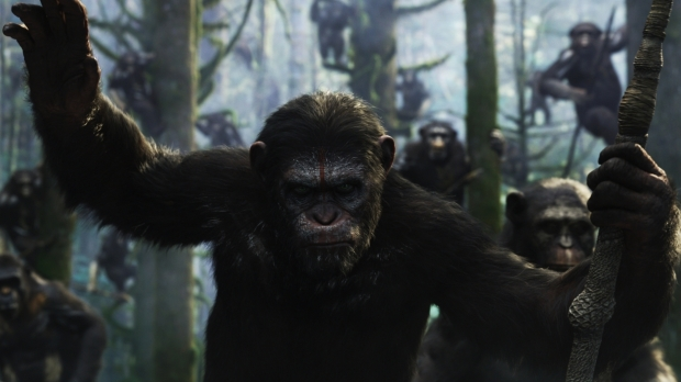 Dawn of the Planet of the Apes - 2014 - 2