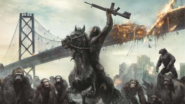 Dawn of the Planet of the Apes - 2014 - 3