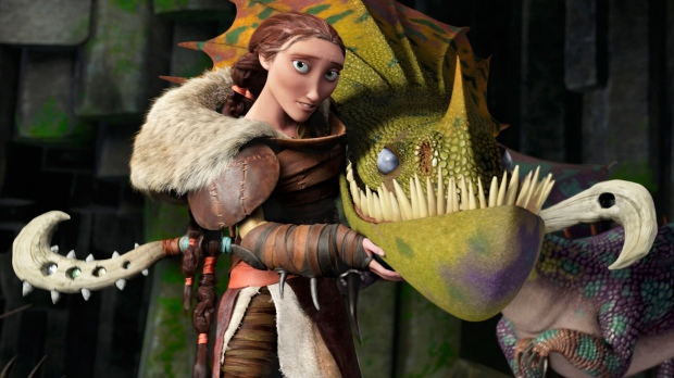 How to Train Your Dragon 2 - 2014 - 3