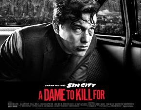 Sin City (A Dame to Kill For) - 2014 - 1