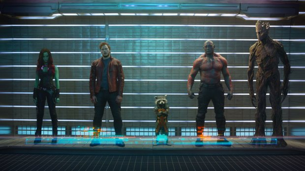 Guardians of the Galaxy - 2014 - 3