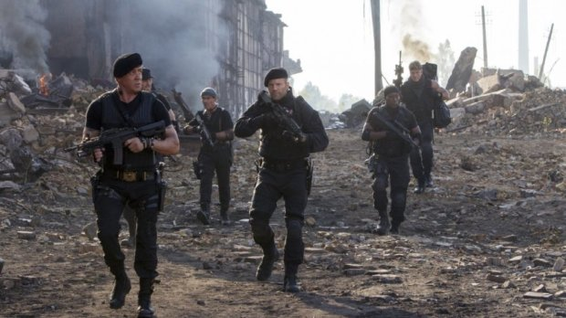 The Expendables 3 - 2014 - 2