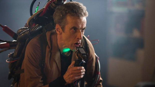 Doctor Who (The Caretaker) - 2