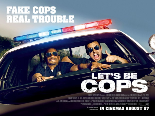 Let's Be Cops - 2014 - 1