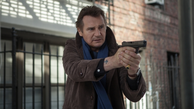 A Walk Among the Tombstones - 2014 - 2