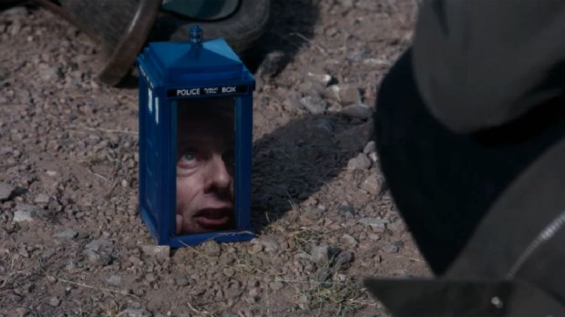 Doctor Who (Flatline) - 3
