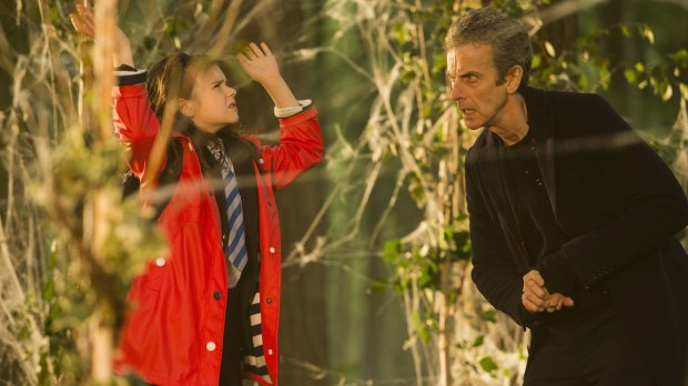 Doctor Who (In the Forest of the Night) - 2
