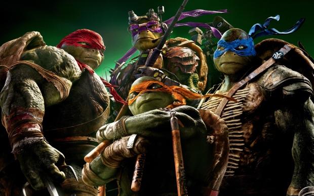 Teenage Mutant Ninja Turtles - 2014 - 1