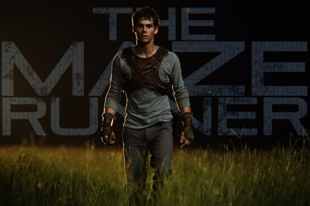 The Maze Runner - 2014 - 1