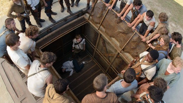The Maze Runner - 2014 - 3