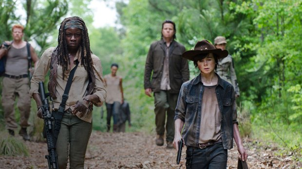 The Walking Dead (Strangers) - 1