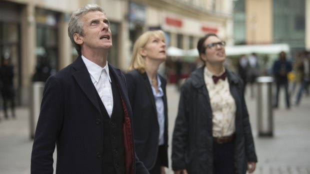 Doctor Who (Death in Heaven) - 2