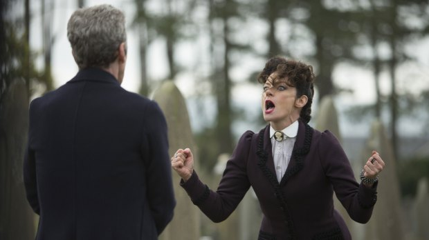 Doctor Who (Death in Heaven) - 3